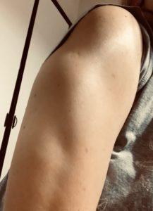 筋肉、腕立て伏せ