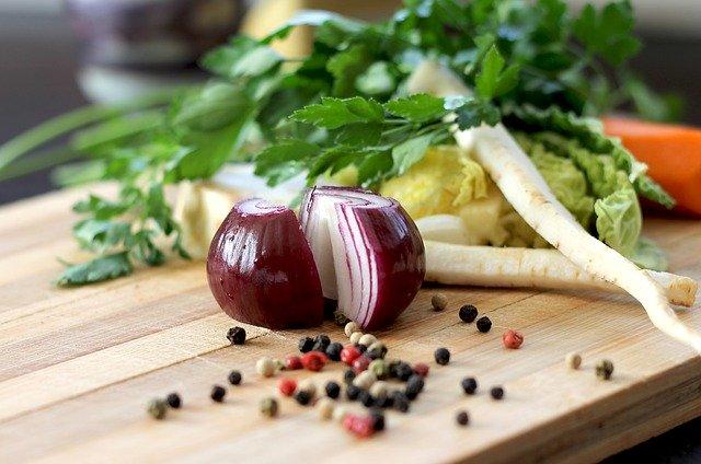 ダイエットと野菜
